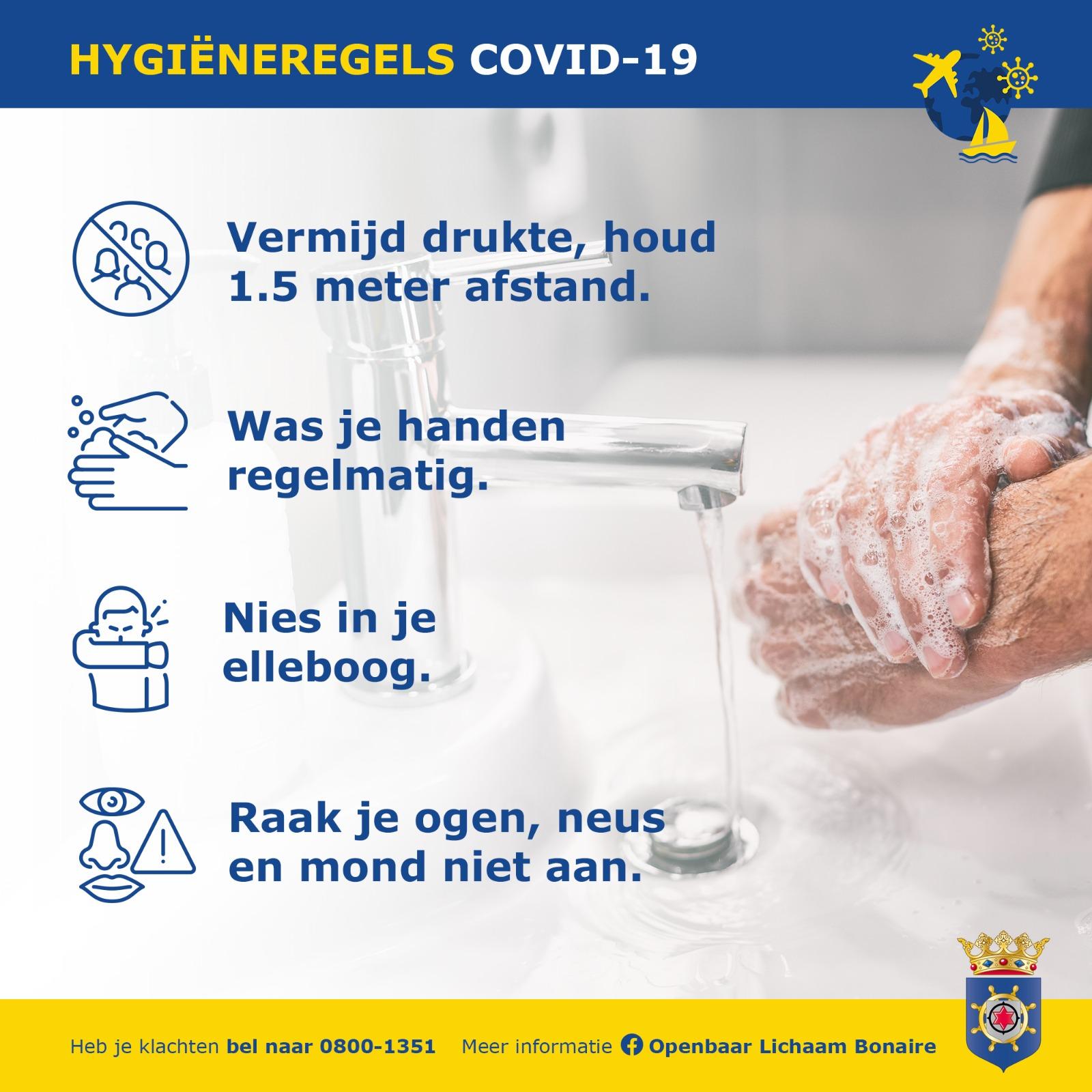 20200701 - Hygieneregels