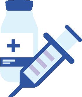 Vaccinatie-Witte-achtergrond